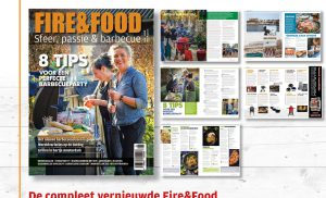Kookpub Dalen in het Fire & Food magazine