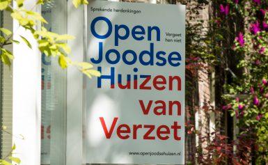Open Joodse Huizen: Huizen van Verzet in Assen en Emmen