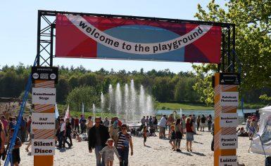 Jonge Drentse talenten bij Welcome to the Playground op Bevrijdingsfestival Drenthe
