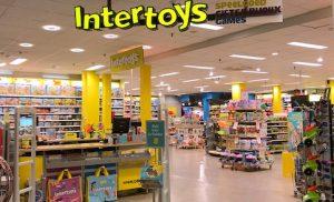 Feest bij Intertoys Vanderveen
