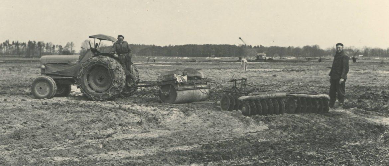 Foto's 100 jaar ruilverkaveling Drenthe nu online