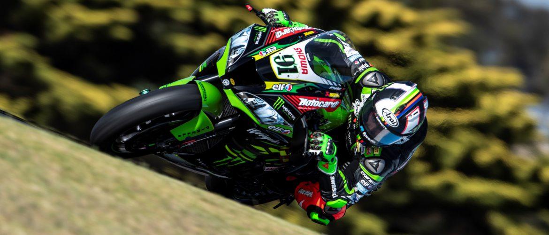 Kawasaki met Leon Haslam naar GAMMA Racing Day