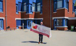 Nieuwe locatie voor Robijn huijs in Assen