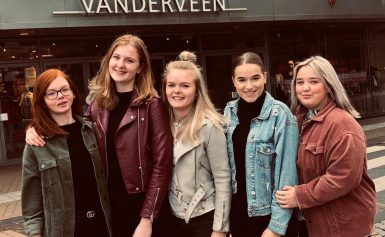 Fashionday bij Warenhuis Vanderveen