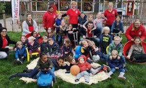 Capaciteit Kids First Irenestraat in Assen bijna verdubbeld