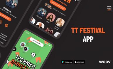 Je eigen time table en korting op Drents Museum: de TT Festival app