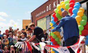 Kindcentrum De Kloostertuin opent nieuw gebouw in Kloosterveen