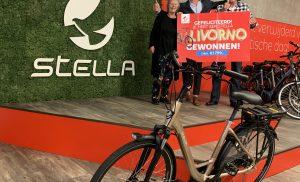 Feest in Assen bij E-bike Testcenter Stella