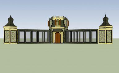 Opening Cultuurhistorisch paviljoen Weeshuisweide