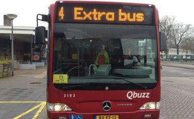 Extra bussen Assen – Grolloo voor Bluesfestival