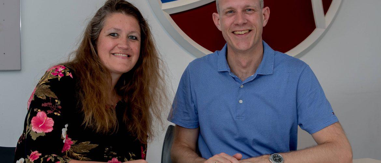 Korfbalvereniging AVO verzorgt clinics voor kinderen Kids First
