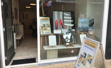 Eindelijk weer een winkel met kunstenaarsbenodigdheden in Assen