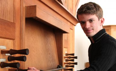Orgelconcert in de duizend jaar oude Magnuskerk in Anloo