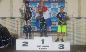 Mini Road Racing groot succes voor Nederlanders