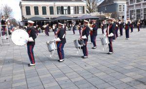 Speel mee: open repetitie bij marching-/showband Mercurius Assen
