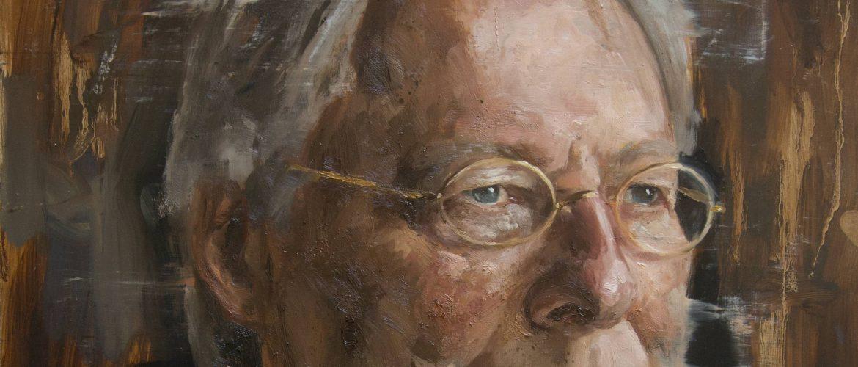 Onthulling portret burgemeester Peter den Oudsten