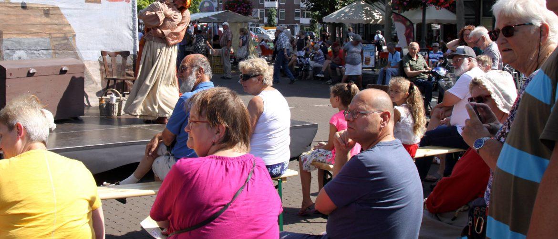 Bestuur en werkgroep Garnizoensdag blikken terug op een gezellig vol weekend
