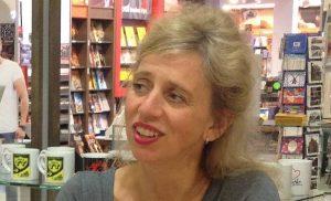 Suzanna Jansen over 'Wael' bij Warenhuis Vanderveen Assen