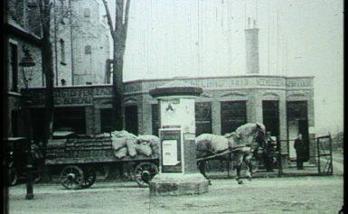 De oudste film van Drenthe (1927) in het Drents Archief