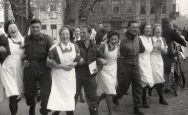 Zoektocht naar foto's uit de Tweede Wereldoorlog