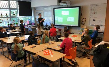 ICO Centrum voor Kunst & Cultuur blijft kunstvakdocenten inzetten bij lesuitval door lerarentekort