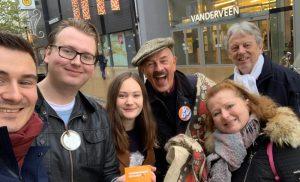Lokale VVD zet ondernemers in het zonnetje
