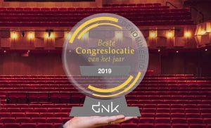 DNK wint regionale MEETINGS Award 'Beste Congreslocatie 2019