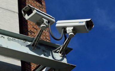 Per 90 Drenten één openbare bewakingscamera