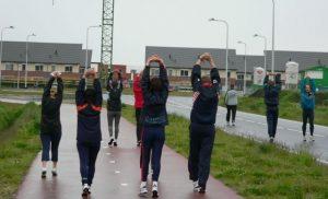 Beginnerstraining bij Loopgroep Kloosterveen