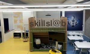 Penta opent nieuwe lesruimte: het Skillsl@b
