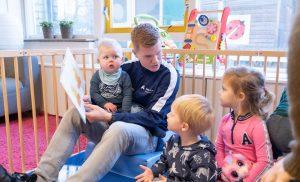 Alfa-college start als eerste ROC van Nederland met nieuwe opleiding Medewerker Kinderopvang, Onderwijs en Bewegen