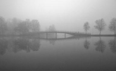 Jaarwisseling Noord-Nederland kenmerkt zich door mist