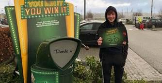 Inwoner Assen grote winnaar landelijke zwerfafvalcampagne McDonald's