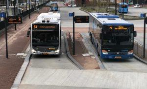 In Drenthe op werkdagen een zaterdagdienstregeling voor de bus