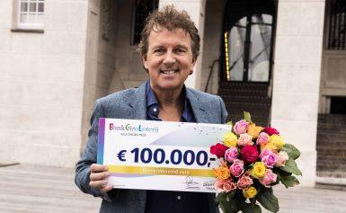 Inwoner vanAssen wint 100.000 euro inBankGiroLoterij