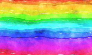 Regenboogviering Bovensmilde
