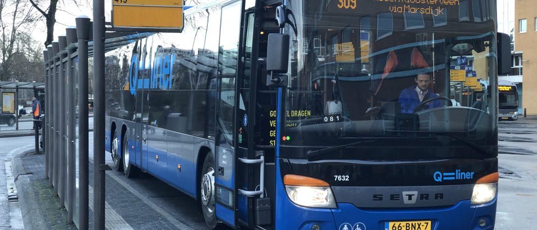 Wijzigingen busdienstregeling 2021 Groningen Drenthe bekend