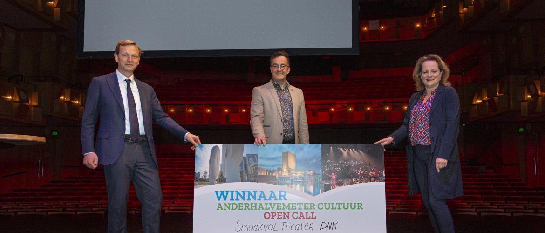 DNK wint Cultuurpitch VNO-NCW Noord