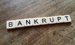 Aantal faillissementen gedaald in juni