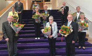 Koninklijke onderscheidingen uitgereikt aan tien Assenaren