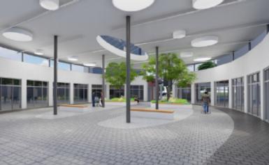 Winkelrijk Marsdijk wordt verbouwd en wordt Winkelcentrum Marsdijk