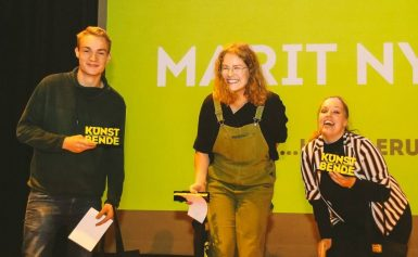 Winnaars voorronde Kunstbende Drenthe bekend