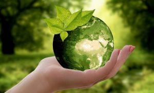 Global goals vlag voor eerlijke en duurzame wereld