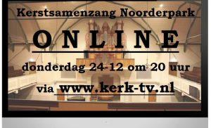 Kerstsamenzang Noorderpark online