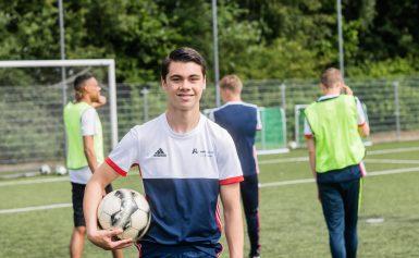 Online Studiekeuze-event Alfa-college Sport en Bewegen