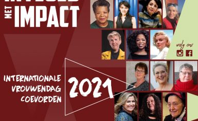 Vrouwendag 2021: 'Invloed met Impact'