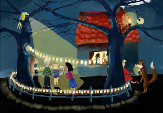 Kinderopvang opent met Lichtjesweek Kids First